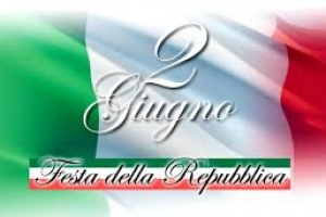 2 GIUGNO 2021 FESTA DELLA REPUBBLICA